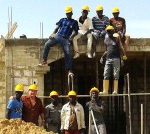 JL & Equipe chantier