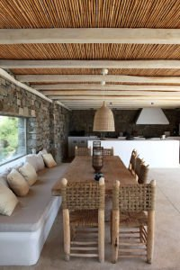 7Dining Area and outdoor kitchen